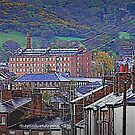 """Macclesfield - """"Hills & Mills"""" by thepicturedrome"""