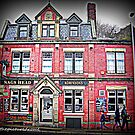 The Nags Head by thepicturedrome