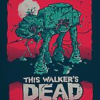 Walker&#x27;s Dead by victorsbeard