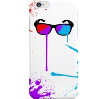 Well color me a Nerd! iPhone Case/Skin