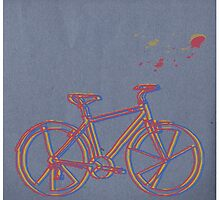 Bike Cycle by Tamsin George