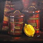 Copper and Lemon just another time by Anne Thigpen