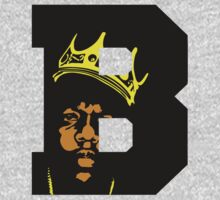Biggie - Shirt  by lerogber