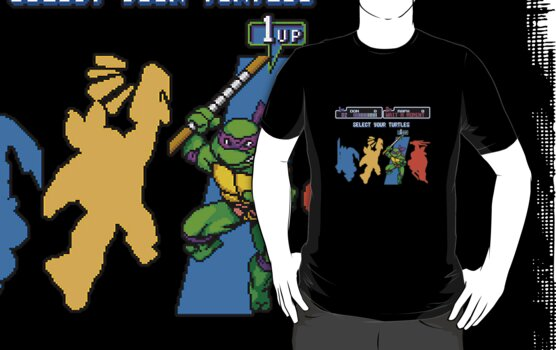 Turtles in Time - Donatello by AndreasServan