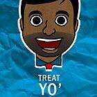 Treat Yo' Self! by ThePencilClub