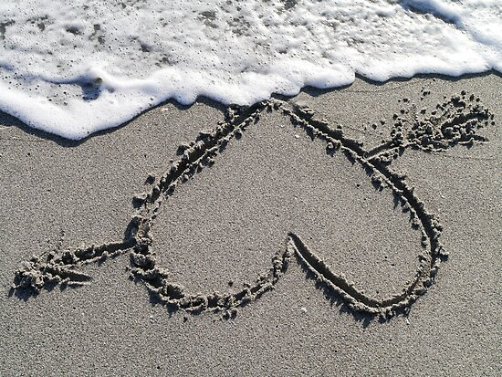 Hearts in the Sand by Edward Fielding