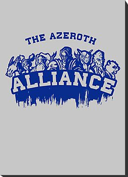 Team Alliance by sponzar