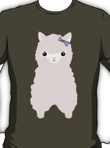Alpaca in love T-Shirt
