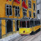 #28 tram - Lisboa - Portugal by Glenn Browning