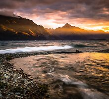 Stream of Fire by Luke Thurlby