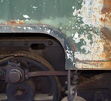 train IV by geophotographic