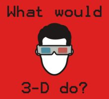 What would 3-D do? - Back to the Future Kids Clothes