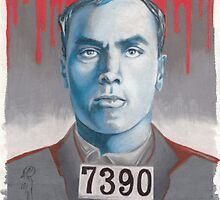 portrait of carl panzram by resonanteye