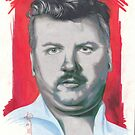 portrait of john wayne gacy. by resonanteye