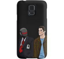 Daft Bunk Samsung Galaxy Case/Skin