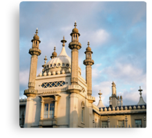 Brighton Pavillion Canvas Print