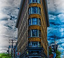 Gastown HDR ...Colour by peaceofthenorth
