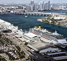 Miami: Cruise Ship by Kasia-D