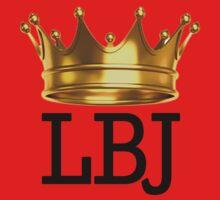 LBJ by Kip1