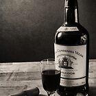 A Bottle of Port by Paul Holman