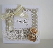 Gift card for Wedding by Giftcards