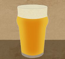 A Pint of Beer by nealcampbell