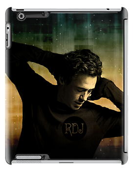 RDJ IPad Case by klh0853