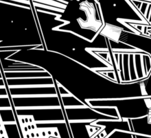 Danny Phantom: Protector Sticker