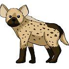 Smug Hyena by Jen Coutu