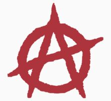 Anarchy Sign by midniteoil