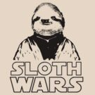 Sloth Wars by Rob Price