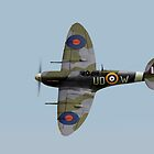 Finucane&#x27;s Spitfire Vb by Gary Eason