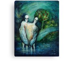 """Soul mates"" Canvas Print"