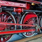 Steam Locomotive by kocbaya63