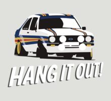 Machina Attire - Rothmans Ford Escort Mark II 'Hang It Out' by Twain Forsythe