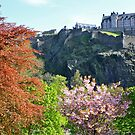 Edinburgh Castle - Edinburgh, Scotland by ACBPhotos