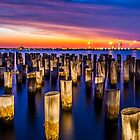 Princes Pier by Trevor Middleton
