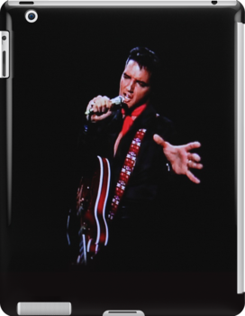 Elvis by Johnny Furlotte