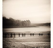 A Wee little Scottish Castle by RunnyCustard