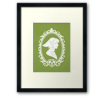 Heroes of Hyrule - The Warrior Framed Print