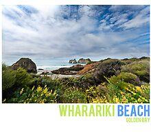 Wharariki Beach by alexflx