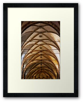 Crossed Arches by phil decocco