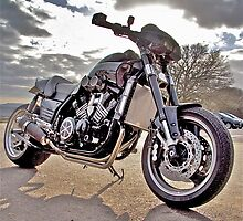 Yamaha  by John Thurgood