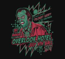 1st Annual Overlook Hotel July 4th Ball by SykoGraphx