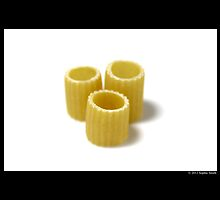 Rigatoni Pasta by © Sophie W. Smith