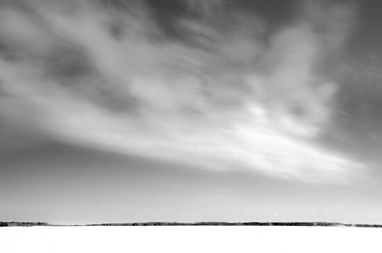 White Desert by Mark Jackson