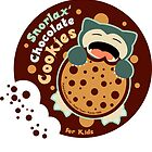 snorlax' choco cookies by Alex Magnus