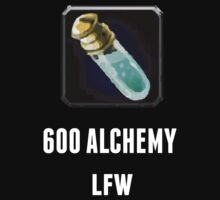 600 Alchemy LFW by William  Gress