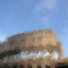 The Coliseum by Piero