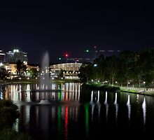 Torrens River Adelaide by sedge808